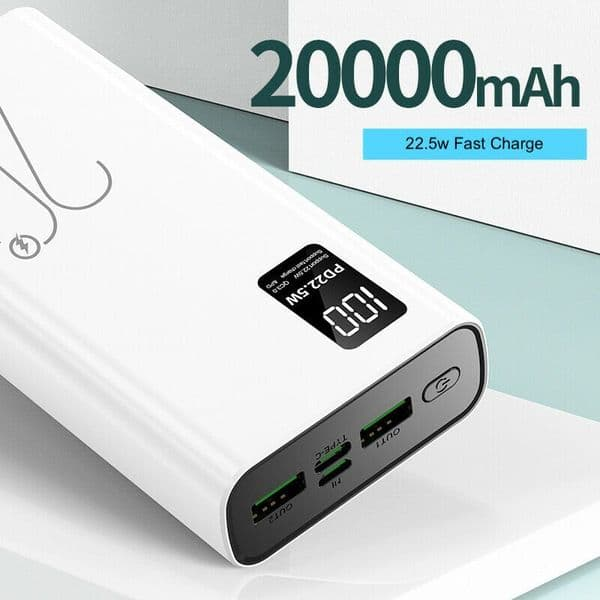 Fast Charge Power Bank